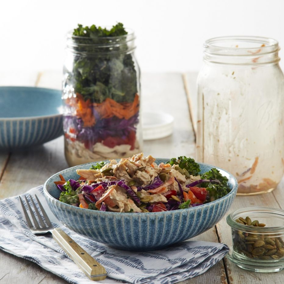 Pack-and-Go Healthy Lunch Recipes for Work | EatingWell - Healthy Recipes On The Go