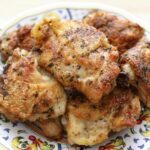 Pan Fried Italian Chicken Thighs – Recipes Chicken Thigh Fillets