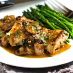 Pan Seared Chicken With Mushrooms – Recipes Chicken With Mushrooms
