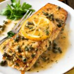 Pan Seared Halibut With Lemon Caper Sauce – A Family Feast® – Recipe Fish With Capers