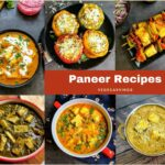 Paneer Recipes | 10 Easy Indian Paneer Recipes | VegeCravings