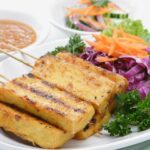 Paneer Satay Recipe – Healthy Recipes Of Paneer