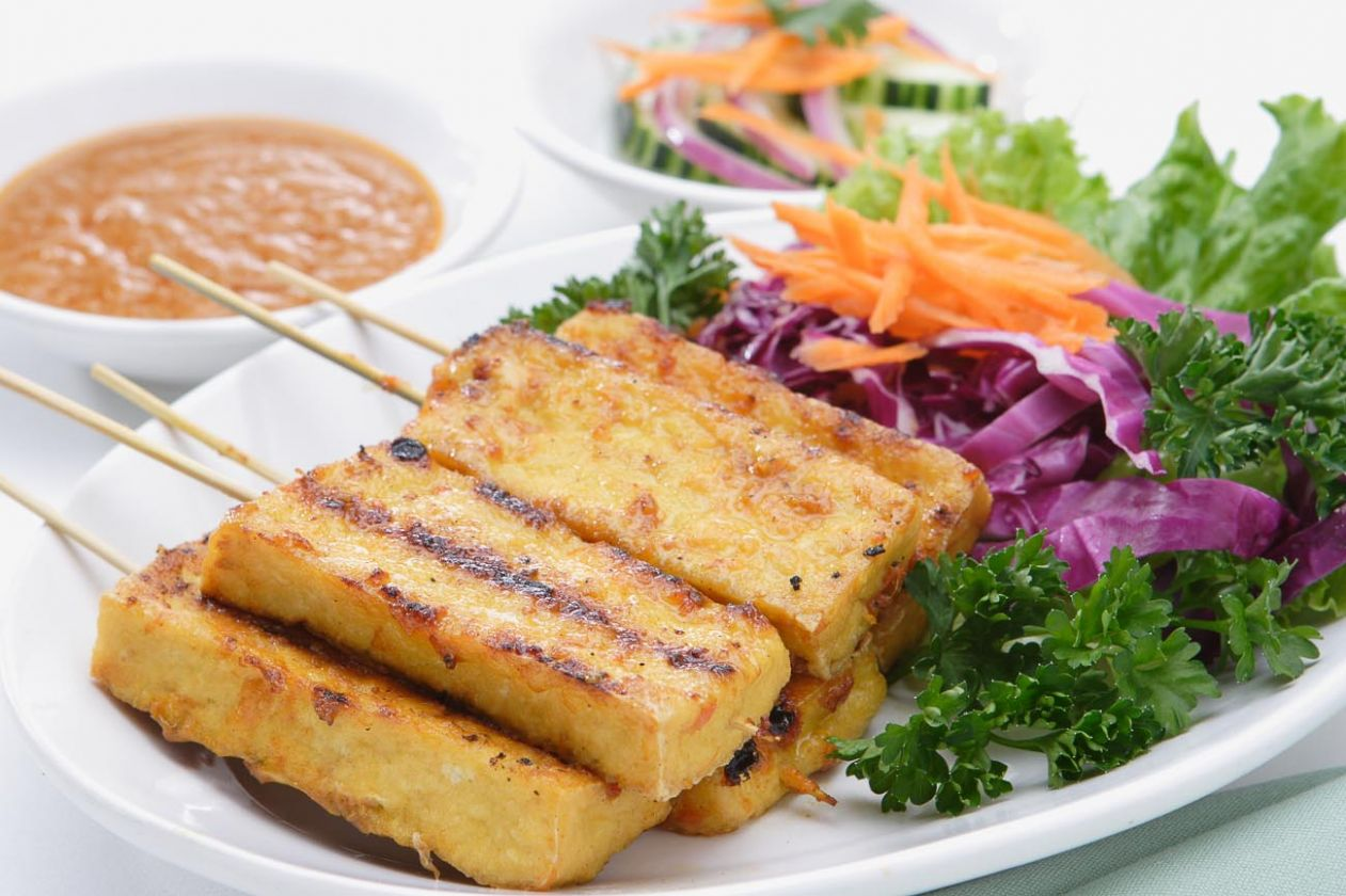 Paneer Satay Recipe - Healthy Recipes Of Paneer
