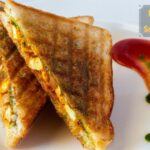 Paneer Tikka Grilled Sandwich – Sandwich Recipes In Marathi