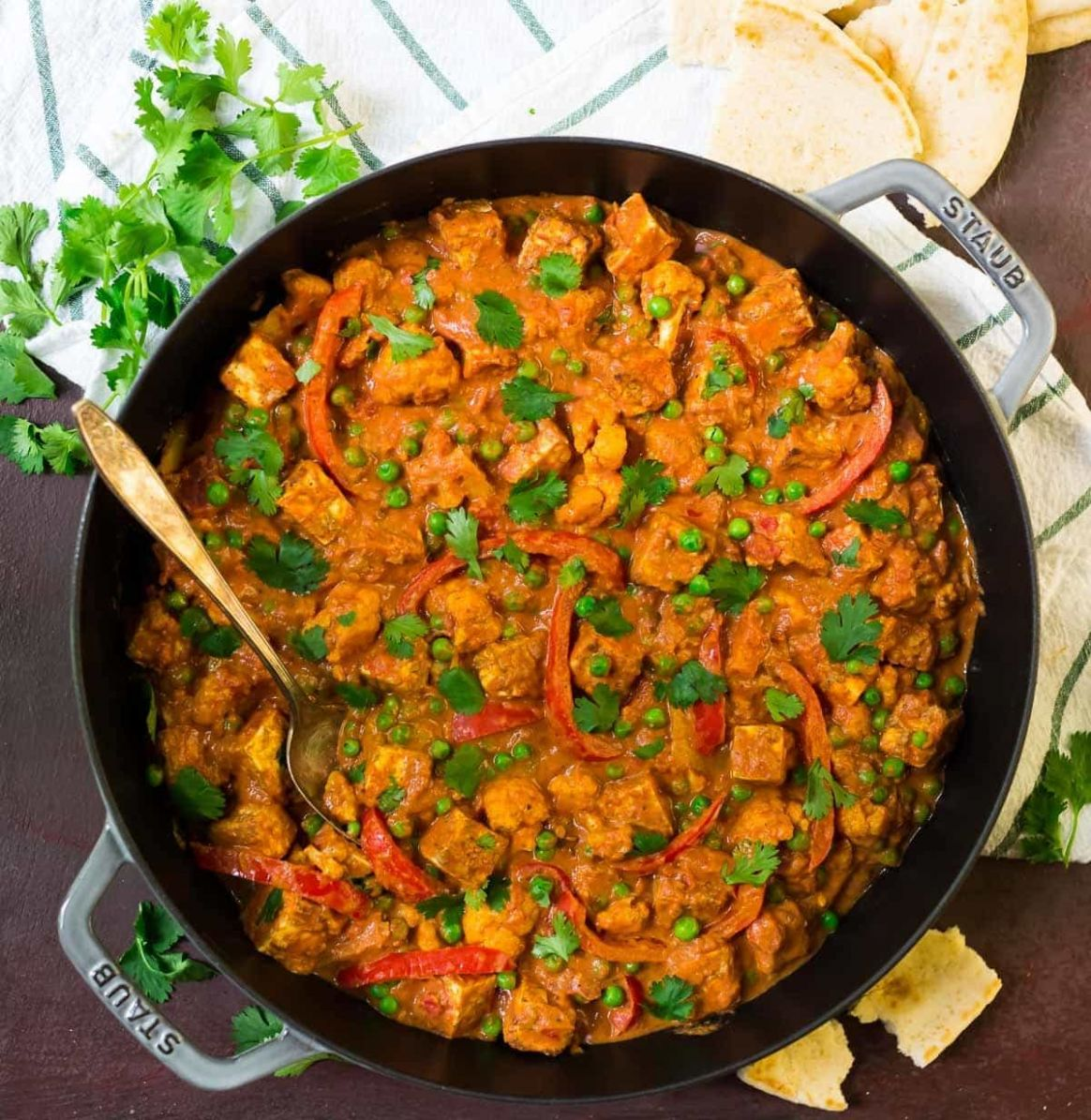 Paneer Tikka Masala - Healthy Recipes Of Paneer