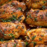 Paprika Baked Chicken Thighs – Recipes Chicken Pieces