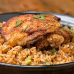 Paprika Chicken & Rice Bake Recipe By Tasty – Recipes Chicken And Rice