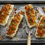 Parmesan Crusted Baked Fish – Fish Recipes Quick And Easy