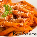 Pasta In Red Sauce | Red Sauce Pasta | Indian Style Tomato Pasta ~ The  Terrace Kitchen – Pasta Recipes Red Sauce