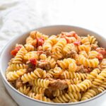 Pasta With Turkey Sausage And Smoked Mozzarella – Recipes Pasta With Sausage