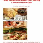 PDF BOOK FREE DOWNLOAD 'wichcraft: Craft A Sandwich Into A Meal–And … – Sandwich Recipes Pdf Download