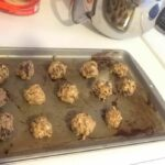 Peanut Butter Oatmeal Balls | NO BAKE Easy Healthy Snack! 10 Ingredient  KitchenAid Mixer Recipe