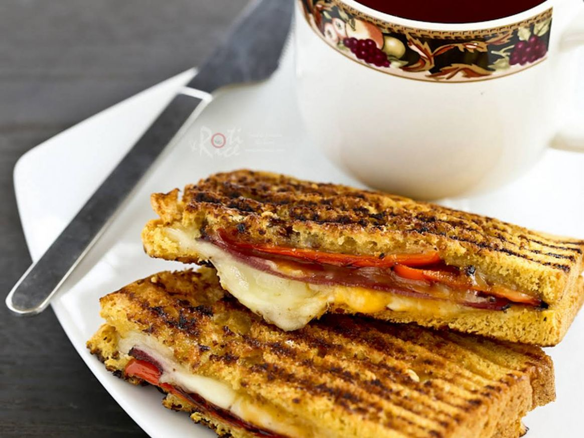 Pepper Jack Grilled Cheese Sandwich - Sandwich Recipes With Pepper Jack Cheese
