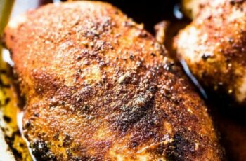 Perfect Baked Chicken Breasts