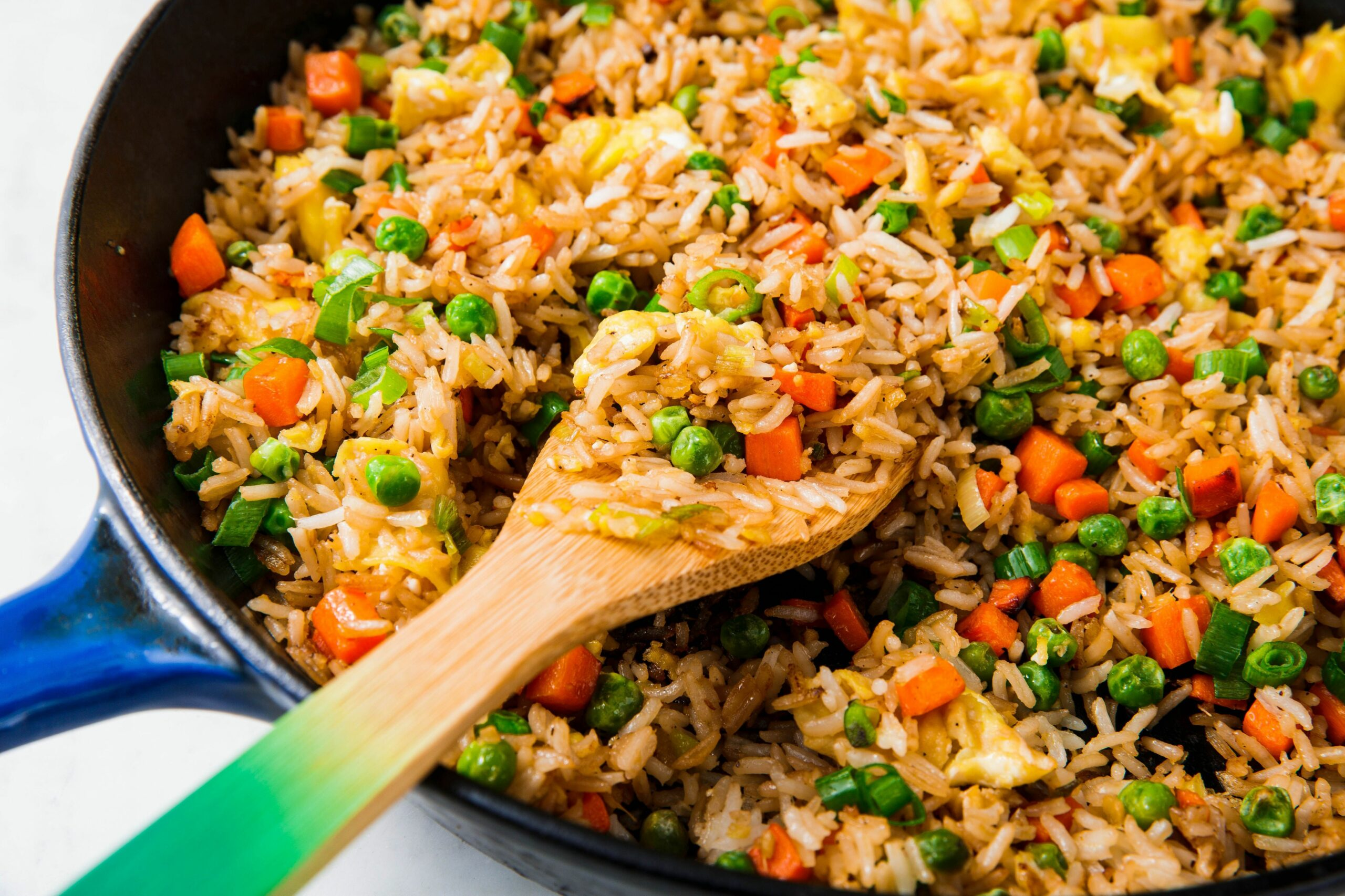 Perfect Fried Rice - Rice Recipes Delish