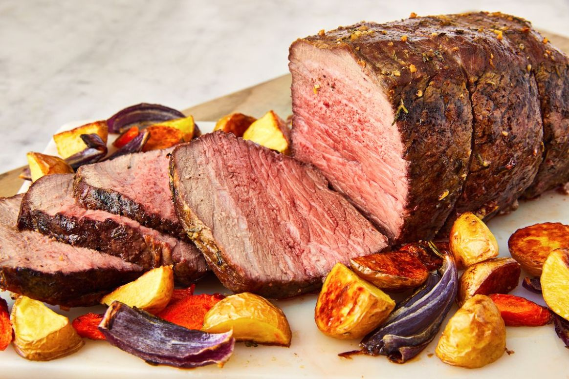 Perfect Roast Beef - Dinner Recipes Roast Beef