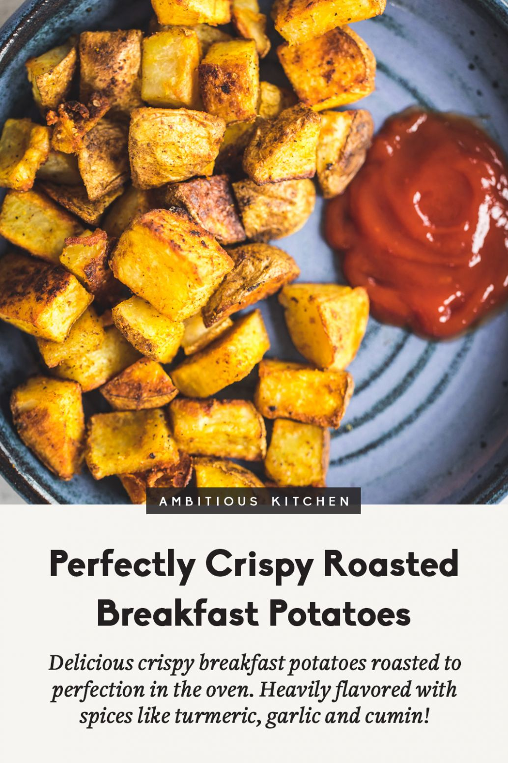 Perfectly Crispy Roasted Breakfast Potatoes | Ambitious Kitchen