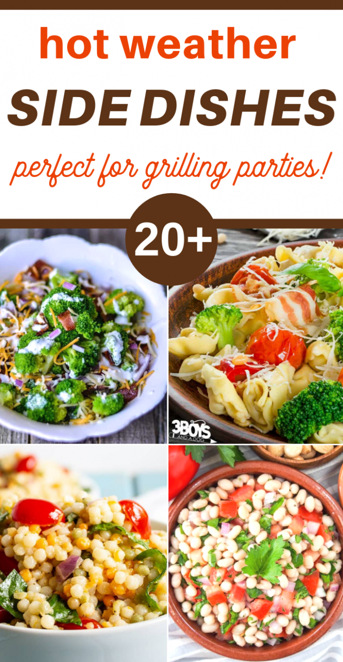 Picnic Side Dish Recipes | Recipes to Try: Side Dishes | Picnic ..