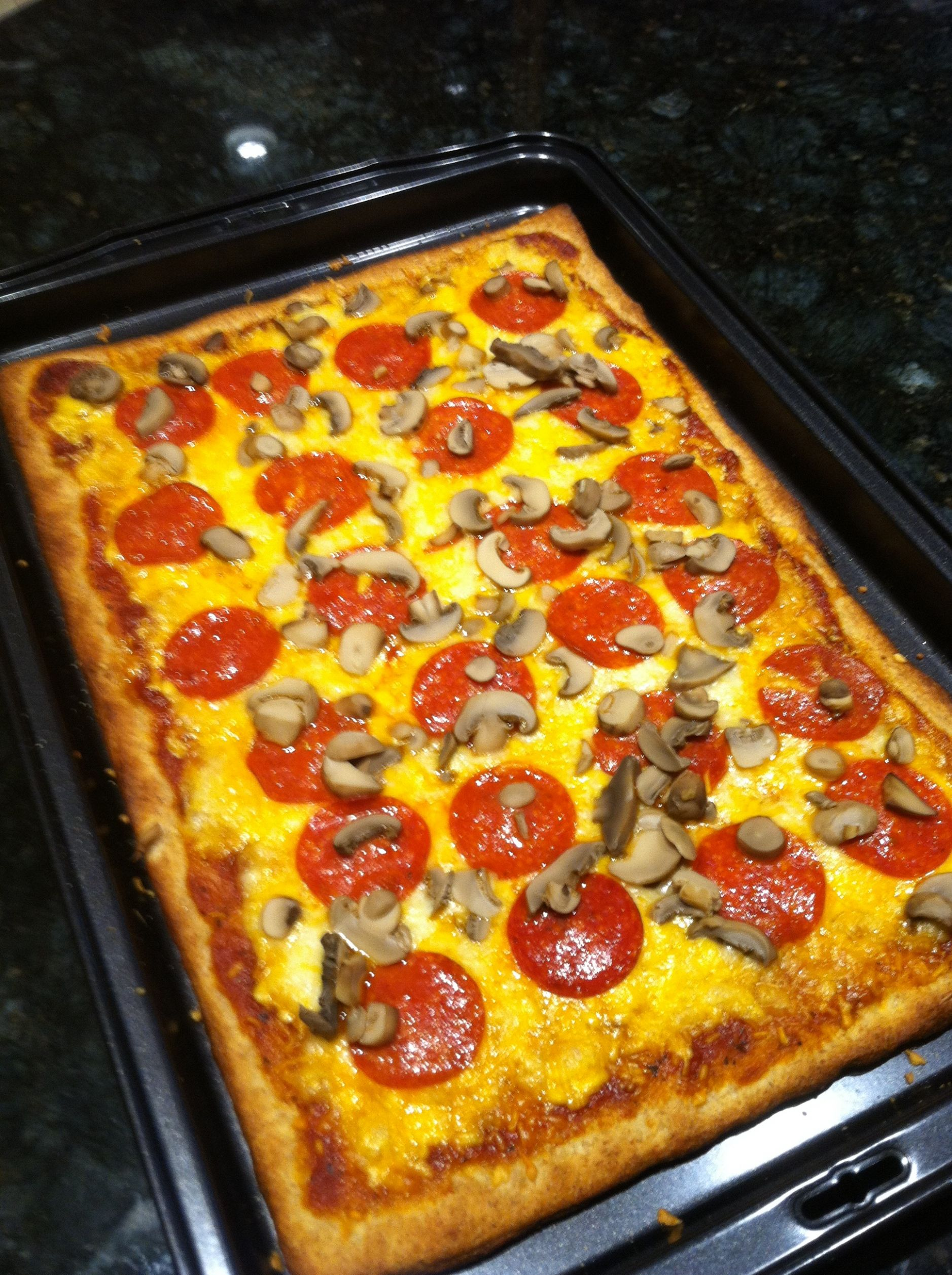Pillsbury® Artisan Pizza Crust with Whole Grain Review and Give ..