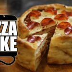 Pillsbury Pepperoni Pizza Cake Recipe – HellthyJunkFood – Recipes Using Pizza Dough Pillsbury