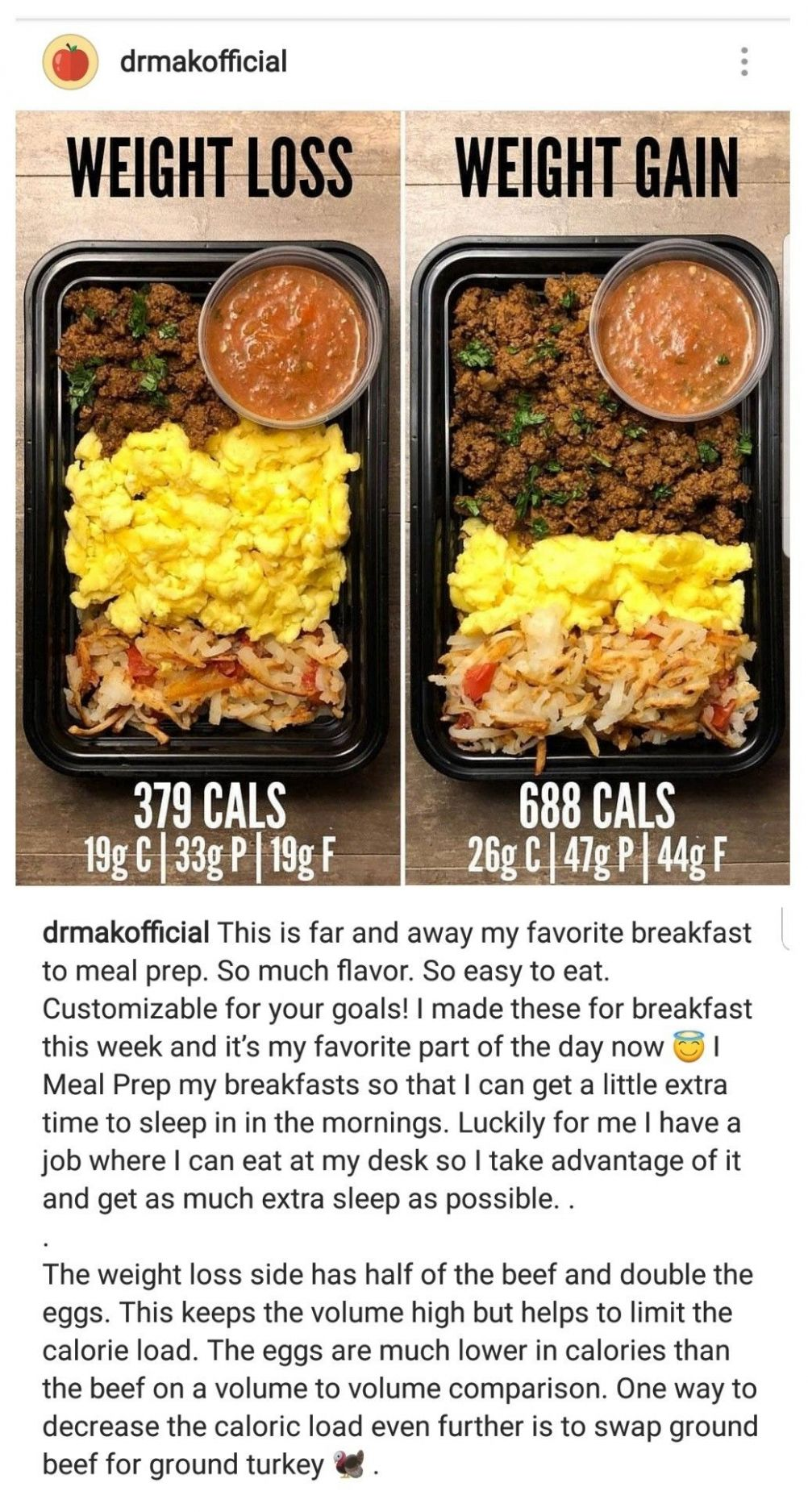 Pin auf Weight Gain - Weight Loss Recipes Ground Beef