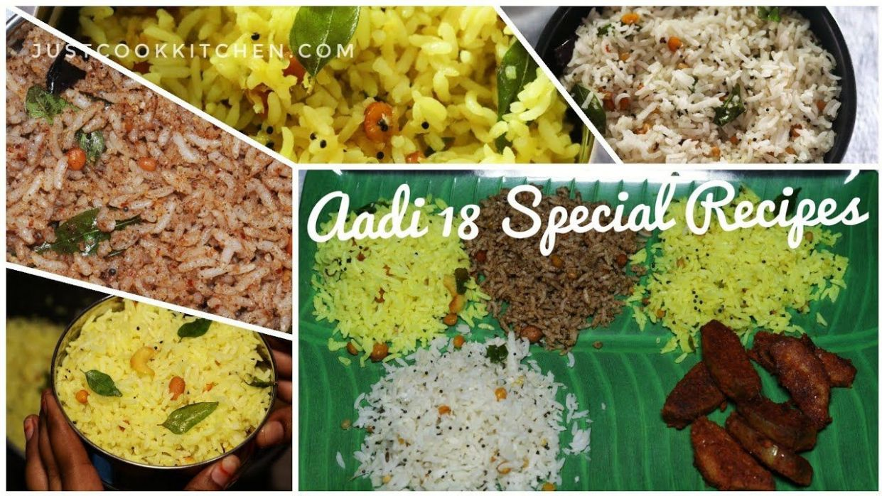 Pin on aadi 10 / lunch recipes - Cooking Recipes Youtube Tamil