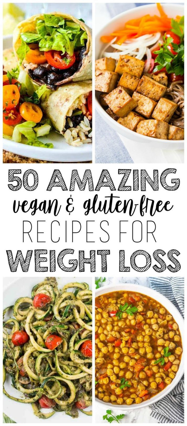 Pin on All Things Vegan - Recipes For Weight Loss Vegetarian