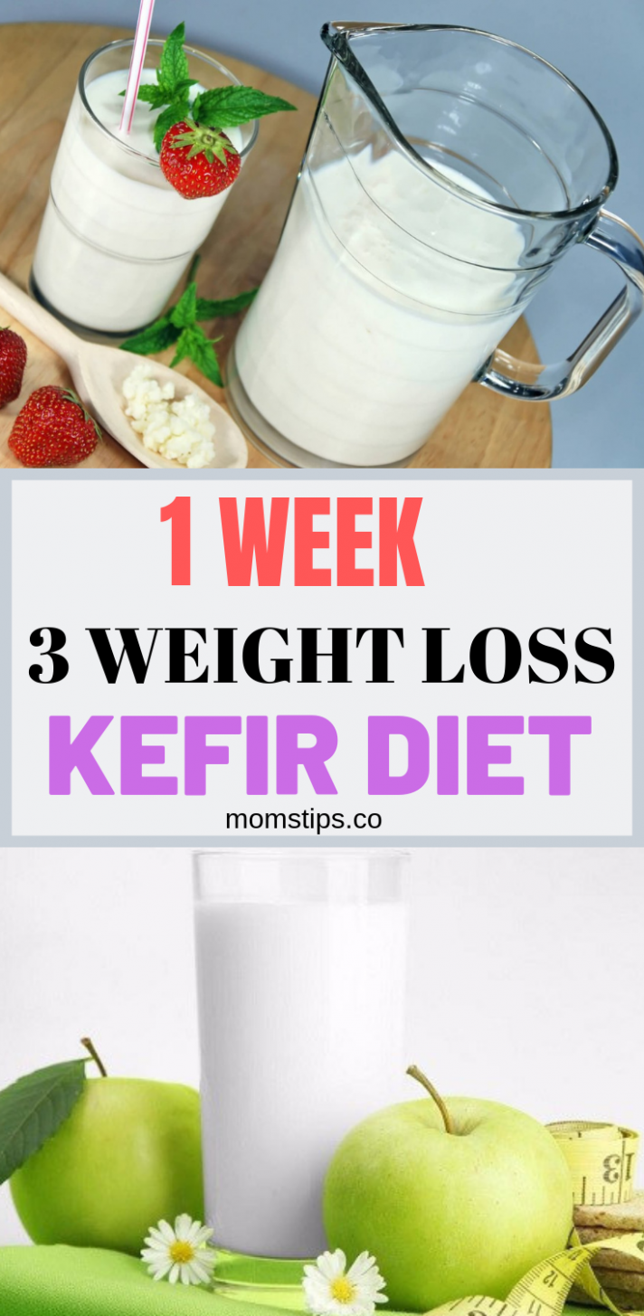 Pin on Best of Fitness World - Kefir Recipes For Weight Loss