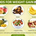 Pin On Gaining Healthy Weight – Food Recipes To Gain Weight