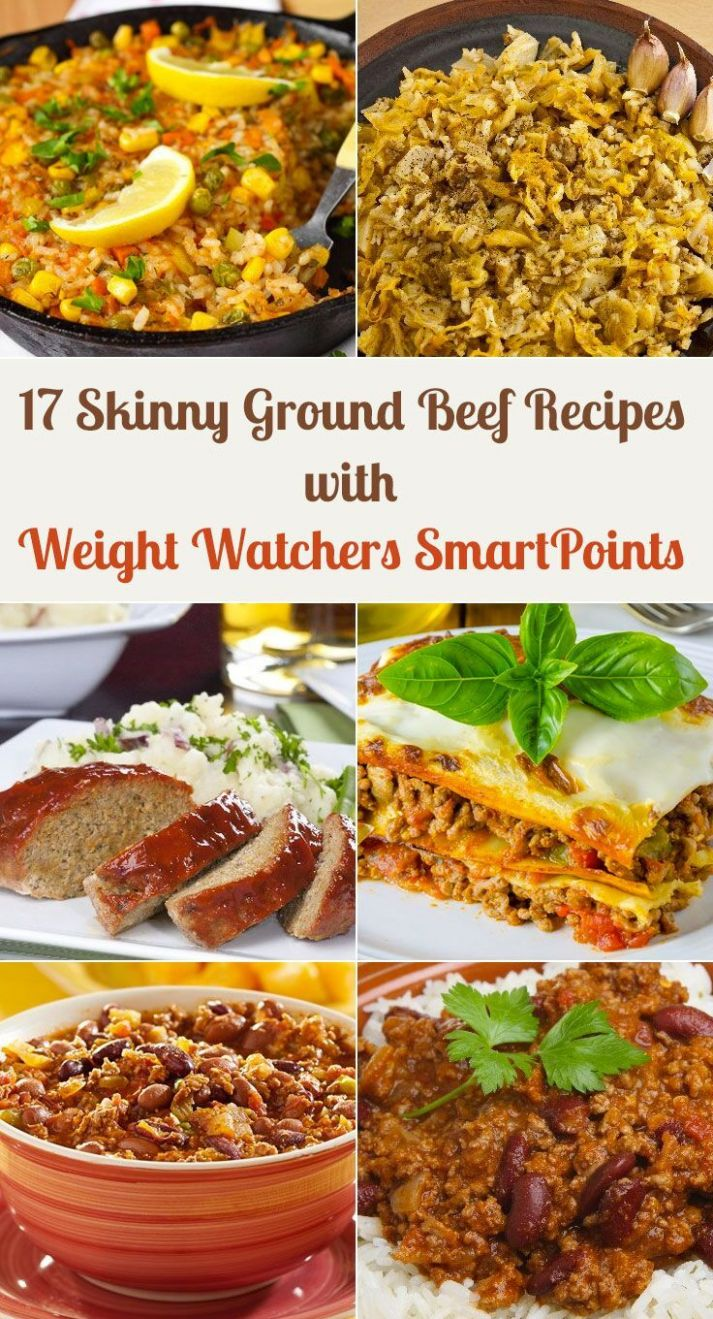Pin on Ground Beef - Weight Loss Recipes Ground Beef