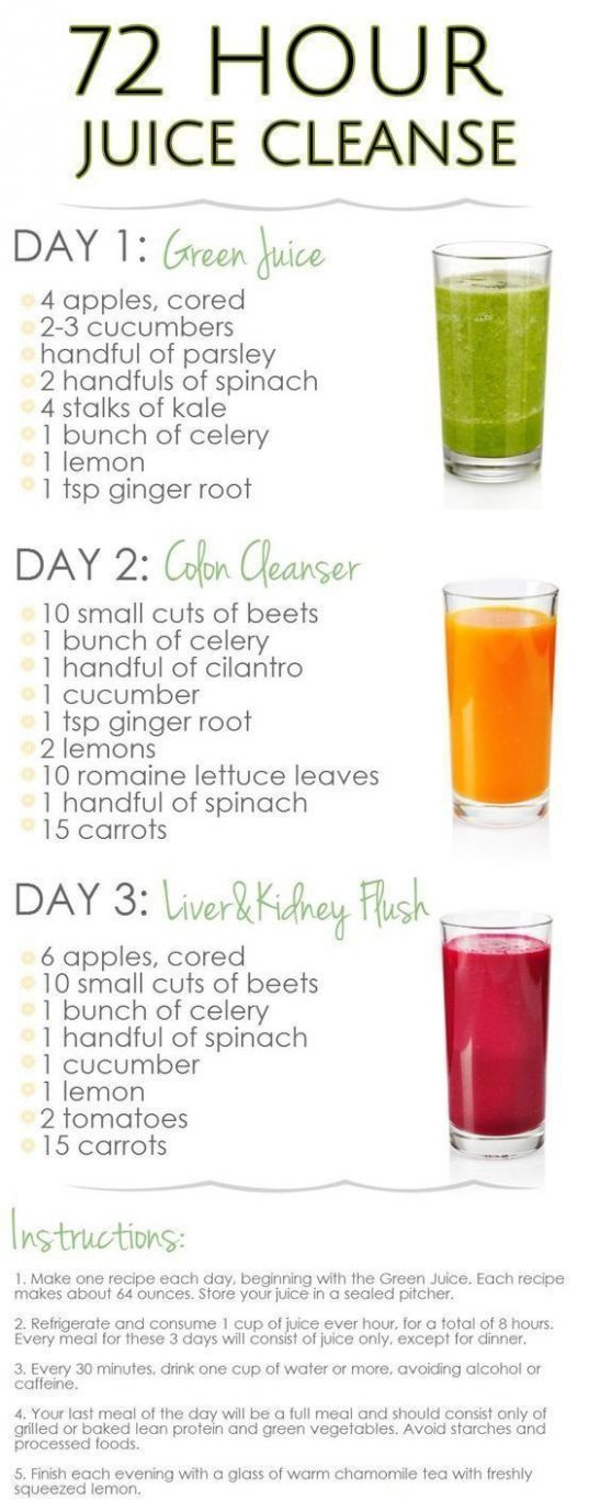 Pin on Juicing - Juice Recipes For Weight Loss Fasting