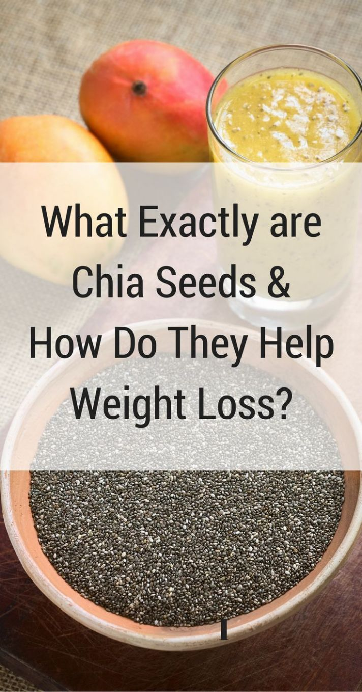 Pin on Lose Your weight - Recipes For Weight Loss With Chia Seeds