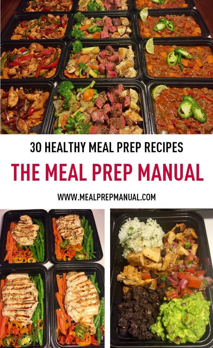Pin on Meal Prep Recipes - Healthy Recipes To Gain Weight