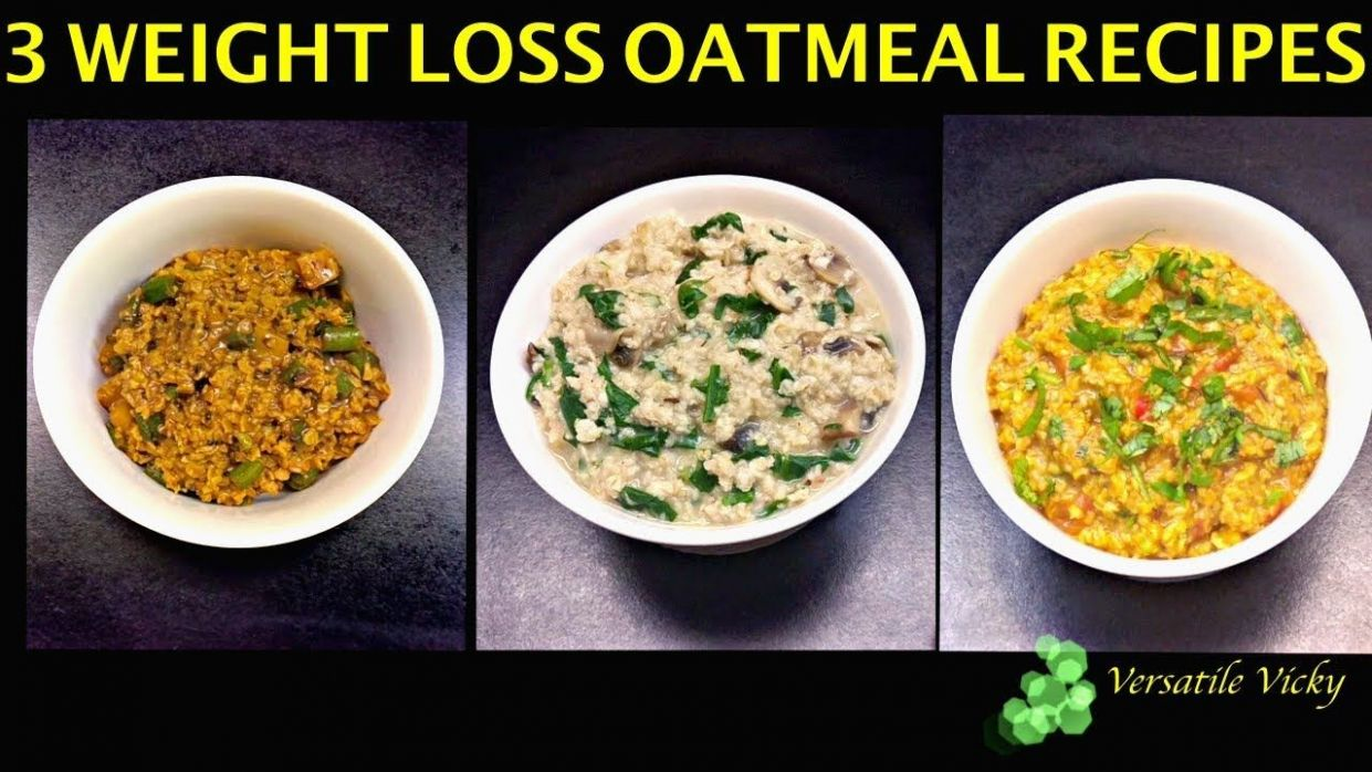 Pin on RECIPES: Breakfasts - Weight Loss Lunch Recipes Indian