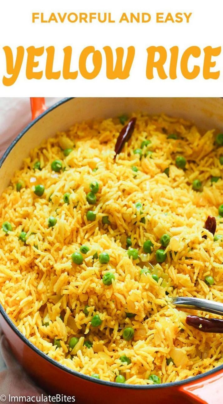 Pin on Recipes for dinner healty - Recipes With Yellow Rice And Ground Beef
