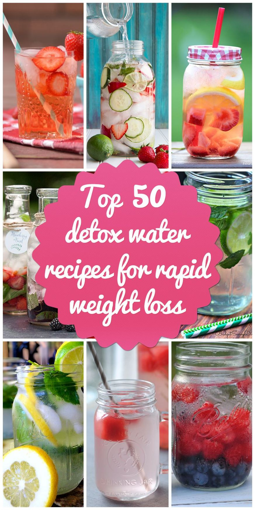 Pin on Recipes - Recipes For Detox Weight Loss Water