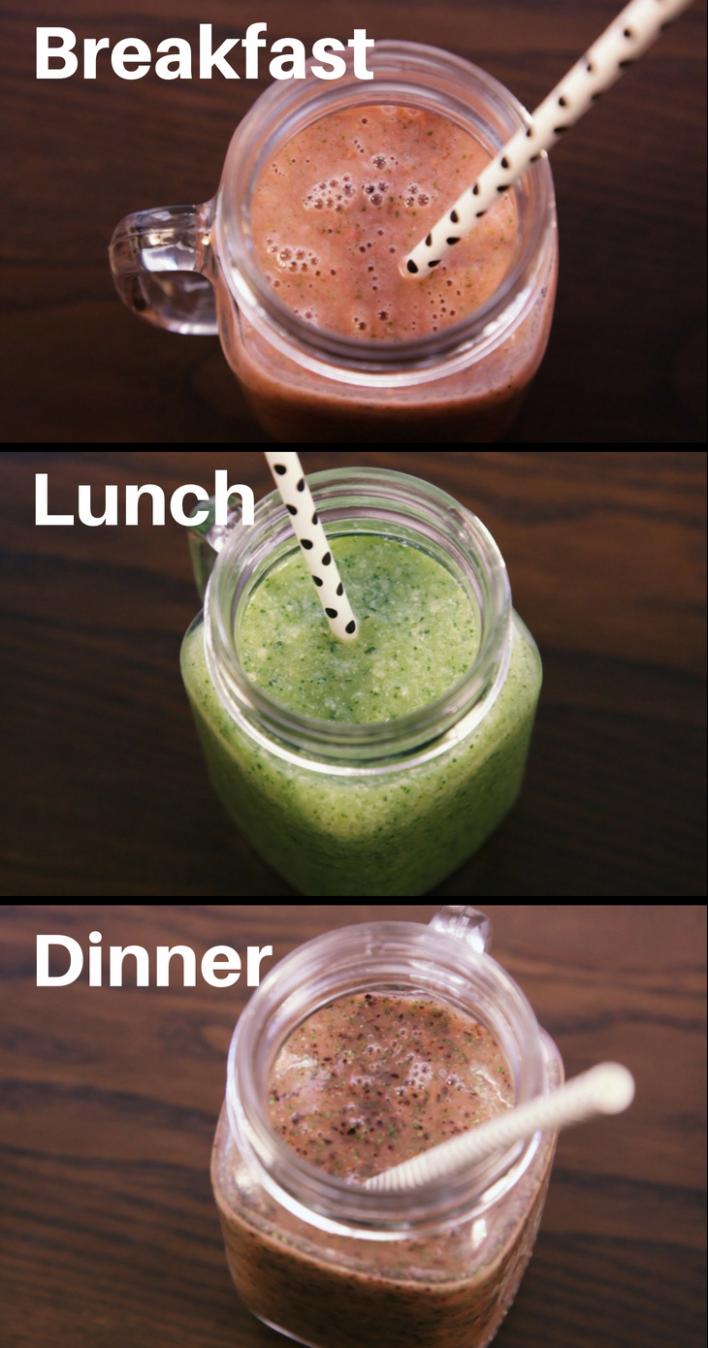 Pin on Smoothie cleanse recipes - Juicing Recipes For Weight Loss Breakfast Lunch And Dinner