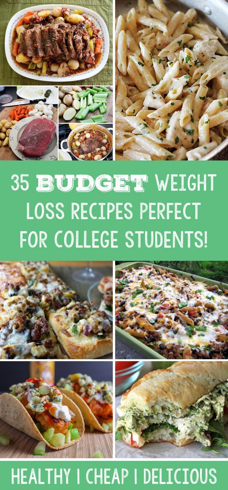 Pin on Things to try - Healthy Recipes For Weight Loss On A Budget