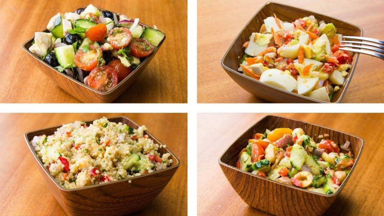 Pin on Trending - Salad Recipes For Weight Loss Veg