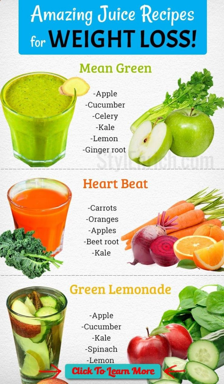 Pin on Weight Loss - Healthy Recipes Juice