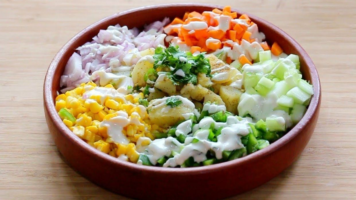 Pin on Weight Loss Meals - Salad Recipes For Weight Loss Veg