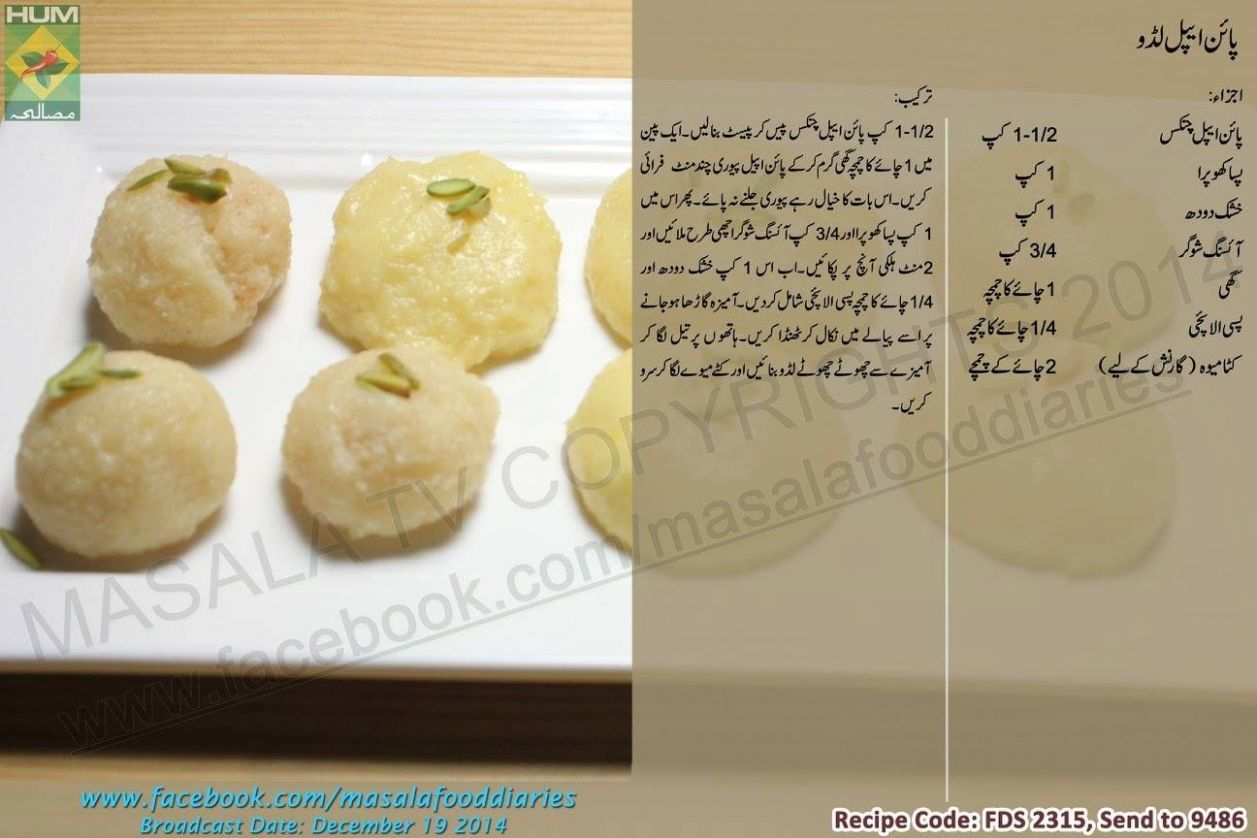 Pineapple #Ladoo | Recipes, Find recipes by ingredients, Food and ..