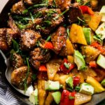 Pineapple Pork Stir Fry With Peppers Recipe | The Modern Proper – Recipes Pork Fillet Stir Fry