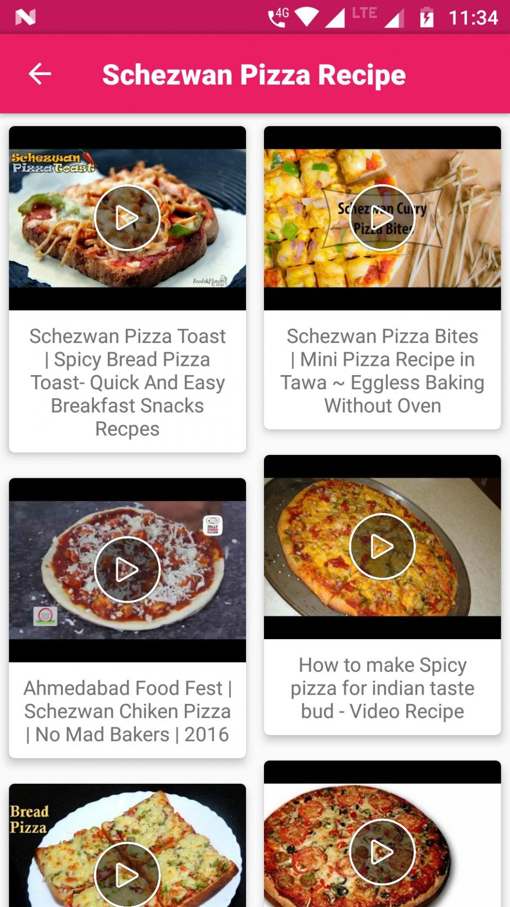 Pizza All Recipes Video (New + HD) for Android - APK Download - All Recipes Pizza Recipe