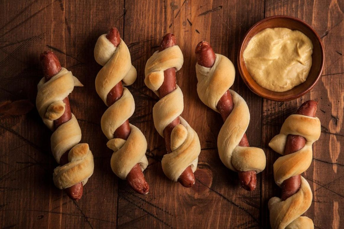 Pizza Dough Dogs - Recipes Using Pizza Dough Pillsbury