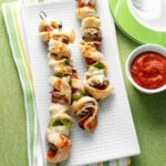 Pizza On A Stick – Recipes Pizza Skewers