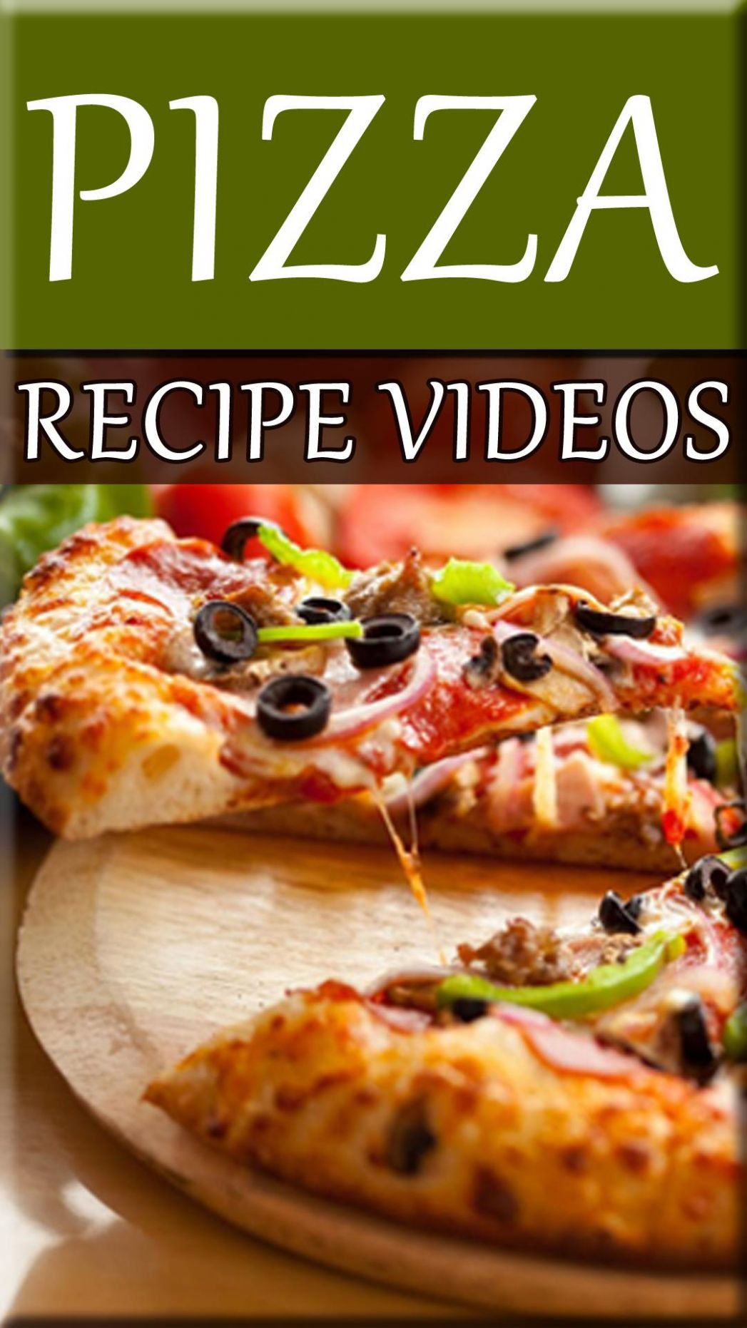 Pizza recipe - Easy Cooking Recipes - Recipe Video for Android ..