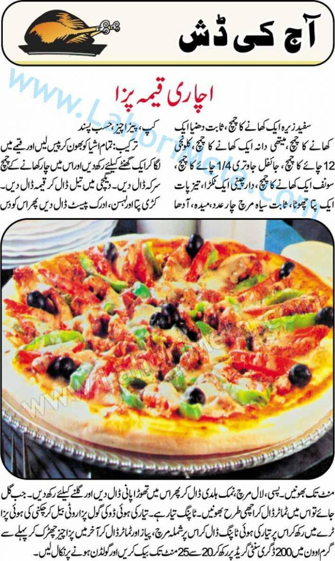 Pizza Urdu Recipes Fast Food for Android - APK Download - Pizza Recipes Urdu