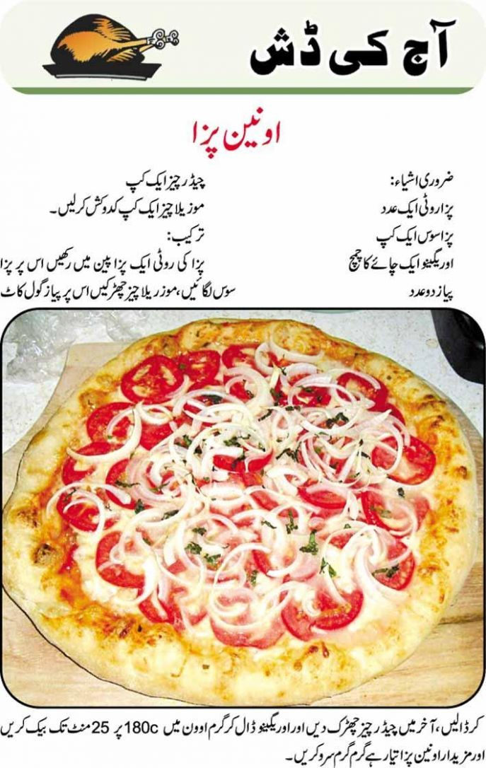 Pizza Urdu Recipes Fast Food for Android - APK Download - Urdu Recipes With Pictures