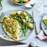 Plaice With Lemon, Garlic And Parsley Crust – Recipes Cooking Plaice Fillets